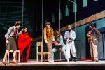 Настоящий Вандерлэнд — смотри, что устроили Бабкины на премьере нового спектакля